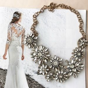 Jewelry - Crystal Statement Necklace